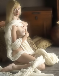 Jane A is one of the most sensual blonde chicks in the history of modeling and she is amazing.