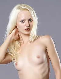 Vika T is sexy blond girl with seductive looks who enjoys teasing and posing while naked.