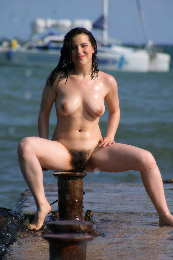 Not Nude hairy in the sea Amazingly! final